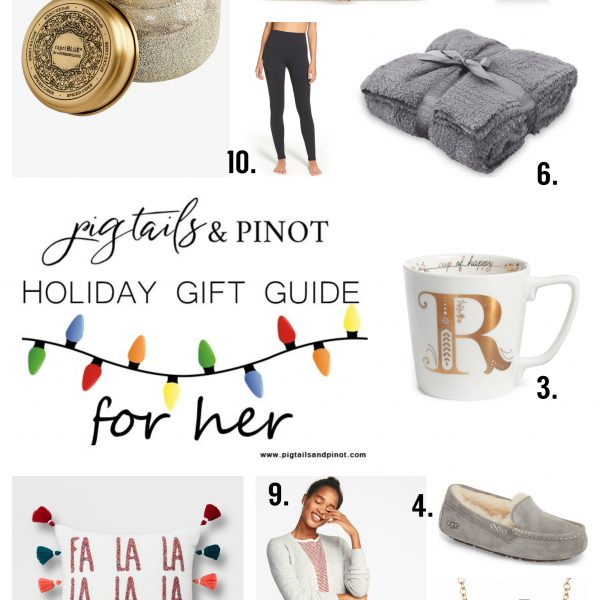 Holiday Gift Guide | For Her