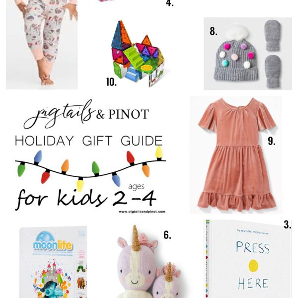 Holiday Gift Guide | Ages 2-4