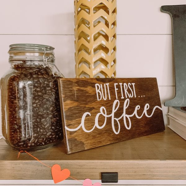 Create Your Own Coffee Bar