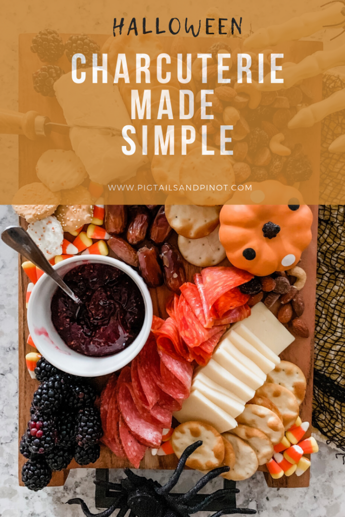 charcuterie board made simple