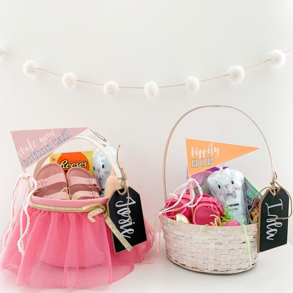 Girlie Easter Basket Goodies